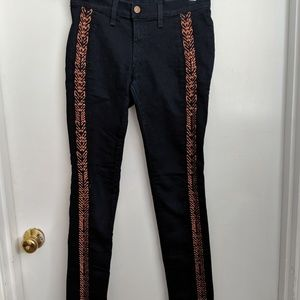 Rag & bone - Embroidered jeans - 26